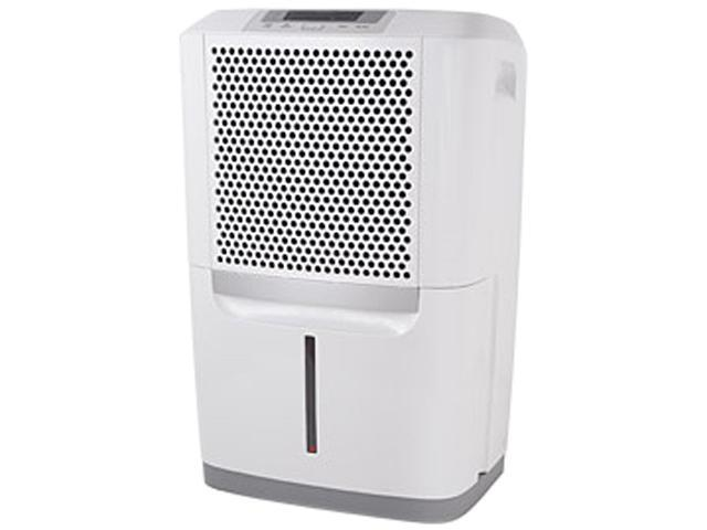 Frigidaire FAD704DWD 70-Pint Dehumidifier, White