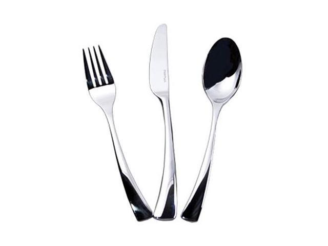 Lock&Lock USF001 Cookplus Stream Flatware 3-Piece Set