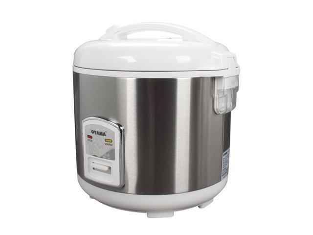 Oyama CFS-F18W White Rice Cooker