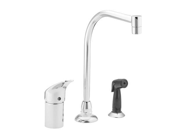 MOEN 8138 One-handle kitchen faucet Chrome