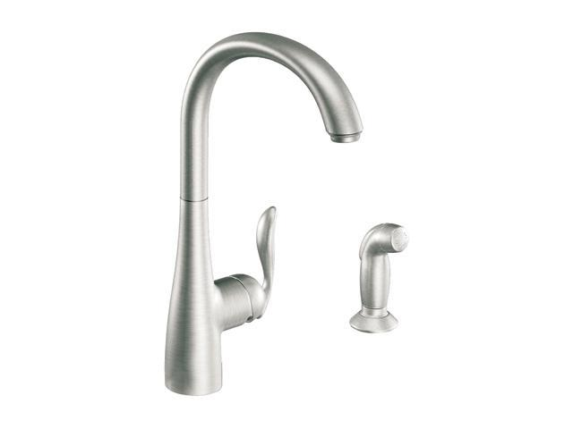 MOEN 7790 One-handle high arc kitchen faucet Chrome