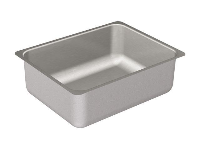 MOEN 22255 Camelot Stainless steel 20 gauge single bowl sink