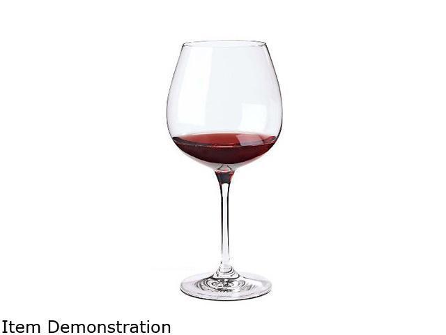 Wine Enthusiast 704 01 04 FUSION PINOT NOIR STEMS