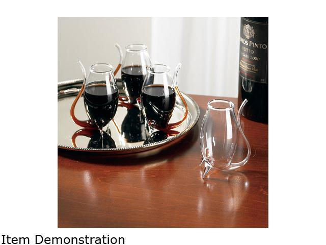 Wine Enthusiast 740 06 04 4 oz. Port Sippers (Set of 4)