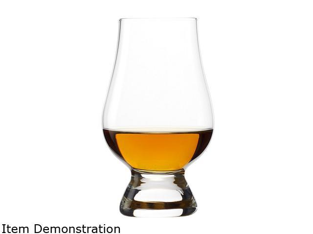 Wine Enthusiast 781 10 04 6 oz. Glencairn Whisky Glasses (Set of 4)