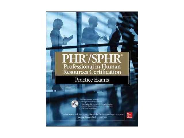 PHR/SPHR Professional in Human Resources Certification Practice ...