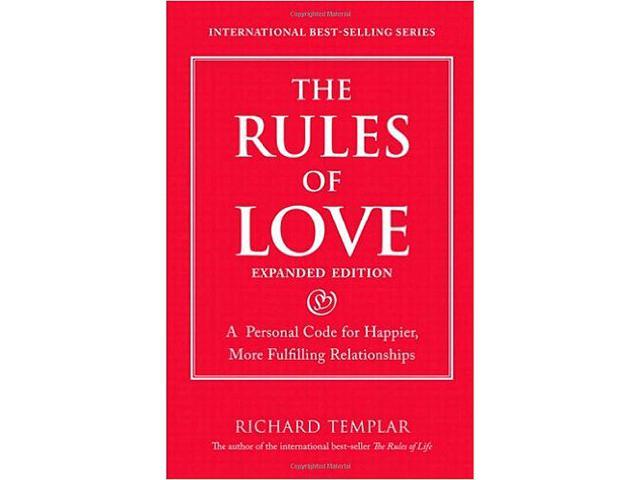 "review of richard templars the rules Here are my notes on, ""the rules of work: a definitive code for personal  success"" by richard templar introduction to the rules the rules of."