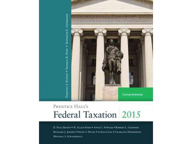 prentice hall s federal taxation test Prentice-hall's federal taxation 2013 individual solutions manual and test bank by pope prentice-hall's federal taxation 2014 comprehensive solutions manual and test bank by pope prentice-hall's federal taxation 2014 individuals solutions manual and test bank by pope.