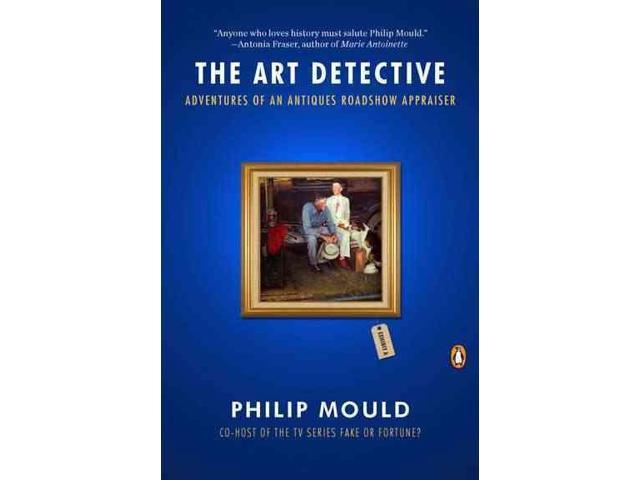 The Art Detective Reprint Mould, Philip
