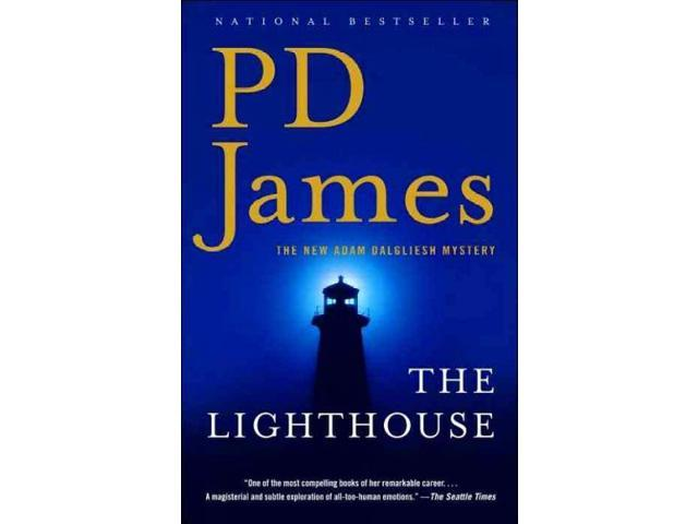 The Lighthouse James, P. D.