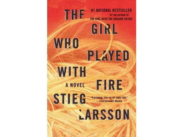 The Girl Who Played With Fire Vintage Crime/Black Lizard 1 Reprint Larsson, Stieg/ Keeland, Reg (Translator)