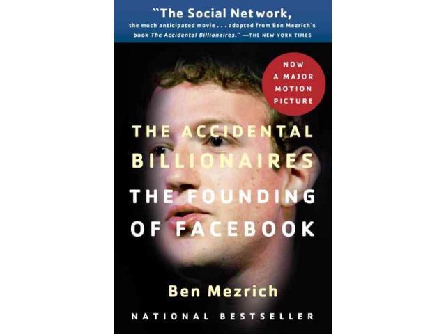 The Accidental Billionaires Reprint Mezrich, Ben