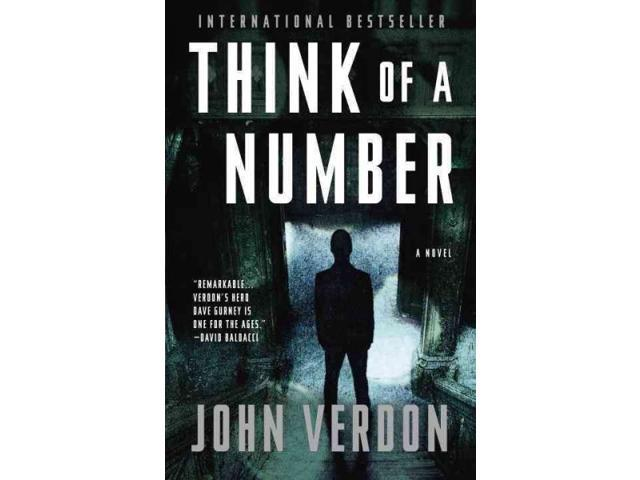 Think of a Number Reprint Verdon, John