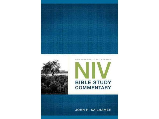 NIV Bible Study Commentary Abridged Sailhamer, John H./ Frees, David A. (Contributor)