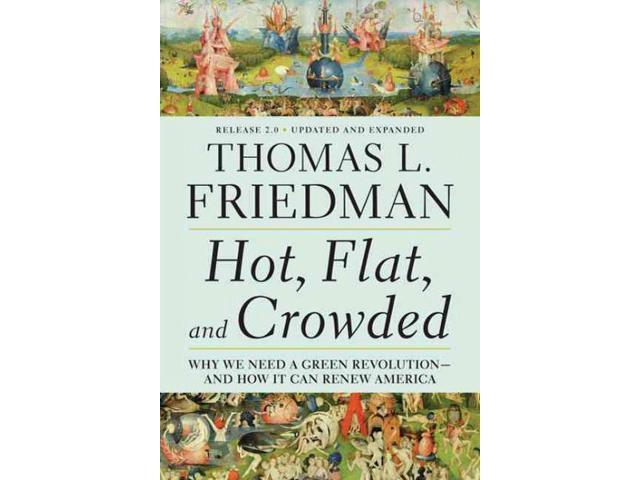 Hot, Flat, and Crowded 2.0 EXP UPD Friedman, Thomas L.