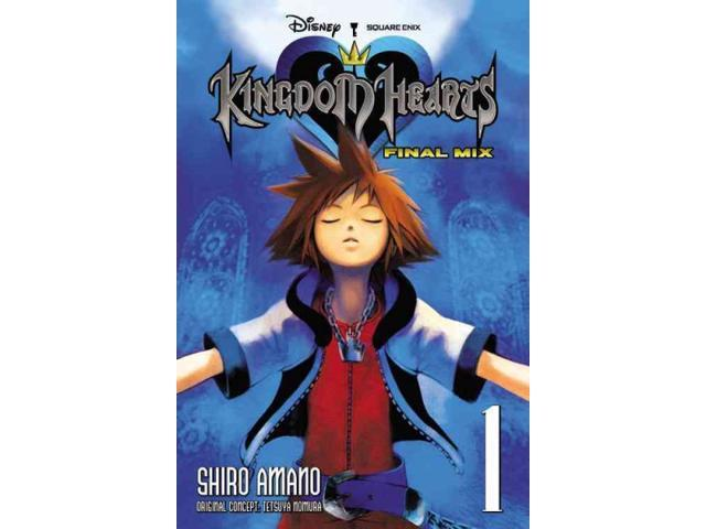Kingdom Hearts 1 Kingdom Hearts Amano, Shiro