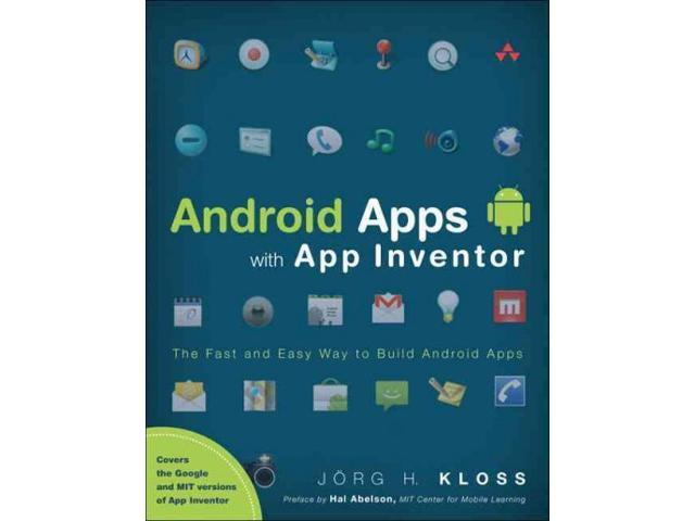 Android Apps with App Inventor Original Kloss, Jorg H.