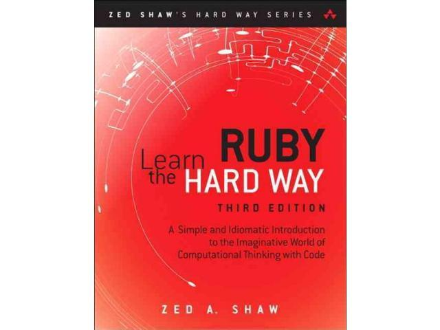 Zed shaw learn sql the hard way
