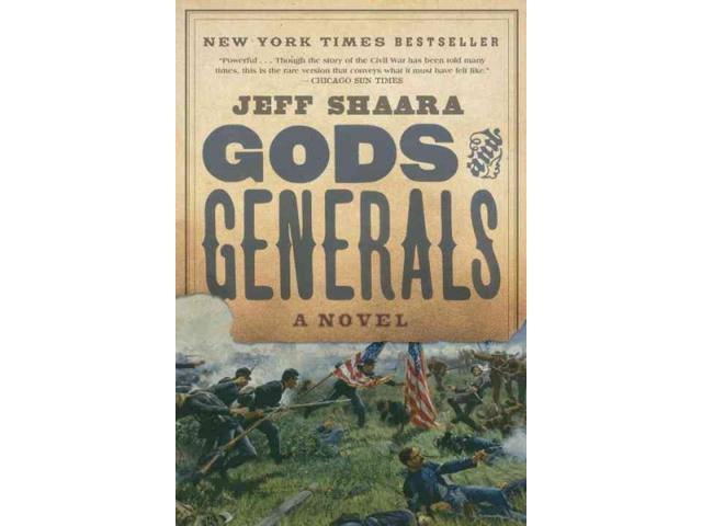 gods and generals by jeff shaara Read gods and generals by jeff shaara with rakuten kobo the new york times bestselling prequel to the pulitzer prize-winning classic the killer angels in this brilliantly writt.