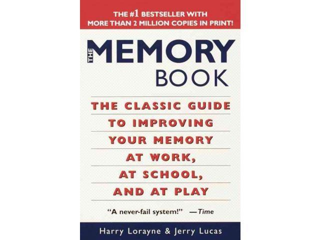 The Memory Book Reissue Lorayne, Harry/ Lucas, Jerry
