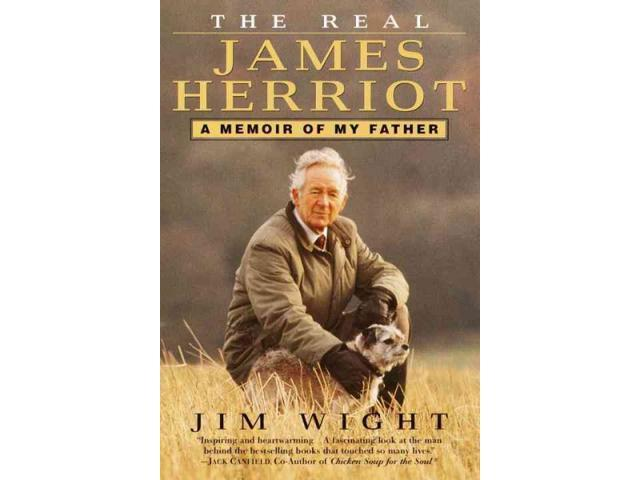 The Real James Herriot Wight, Jim
