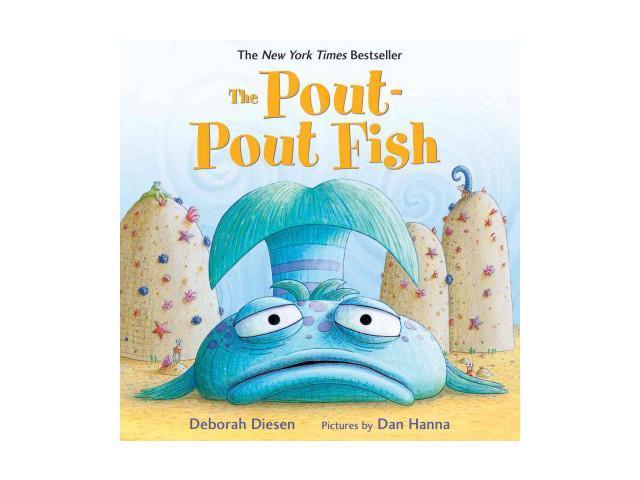 The pout pout fish pout pout fish board books brdbk for The pout pout fish