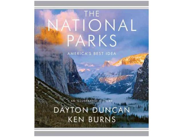 The National Parks PAP/MAP Duncan, Dayton/ Burns, Ken (Introduction by)