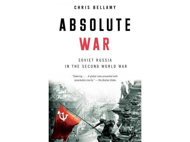 Absolute War Reprint Bellamy, Chris