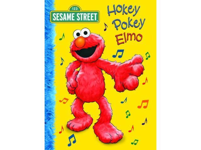 Hokey Pokey Elmo Big Bird's Favorites Board Books BRDBK Tabby, Abigail/ Brannon, Tom (Illustrator)