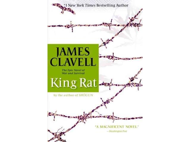 King Rat Clavell, James