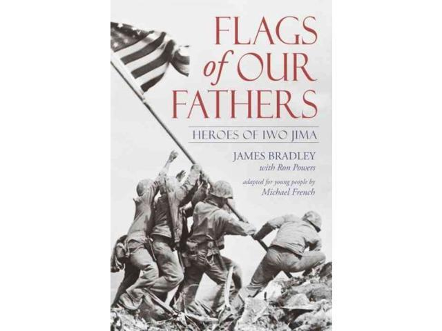 flags of our fathers book report Flags of our fathers based on the book of the same name, flags of our fathers is set in the 1945 battle of iwo jima, following the five marines and one navy corpsman who raised american flag over iwo jima, and the.
