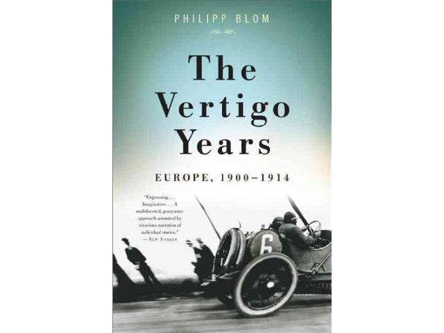 The Vertigo Years Blom, Philipp
