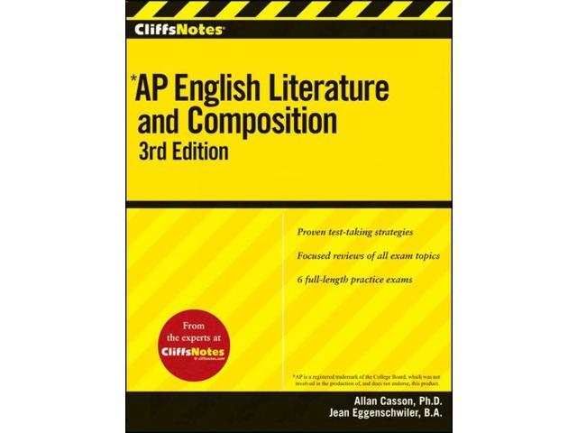 ap english literature and composition essay questions You can use the free response questions and scoring guidelines below as you prepare for the ap english literature and composition.