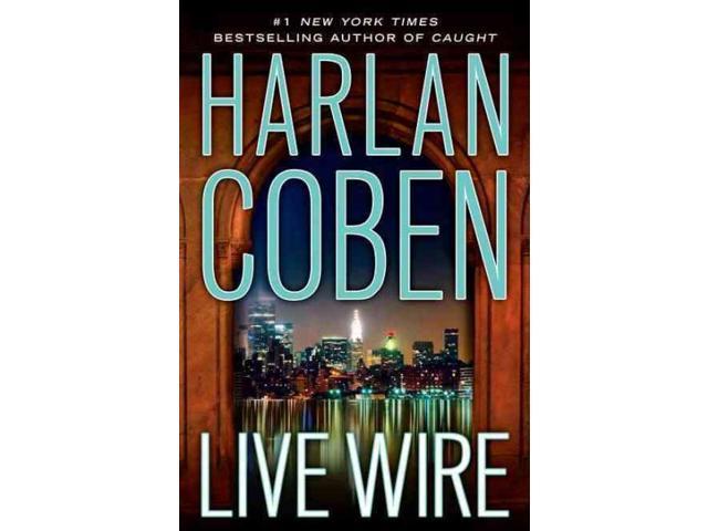 Live Wire Myron Bolitar Coben, Harlan