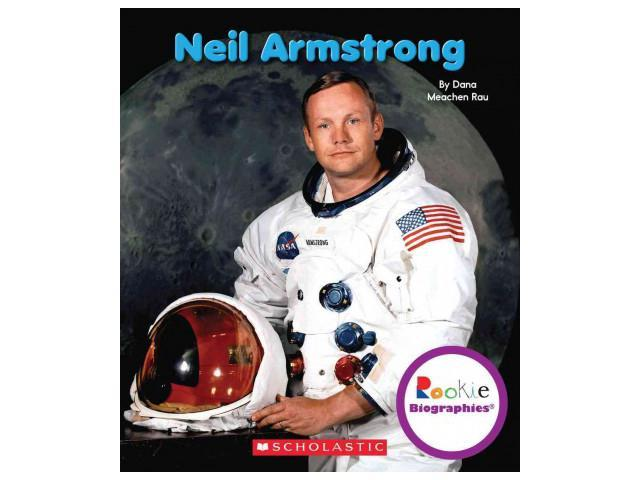 bibliography on neil armstrong - photo #12