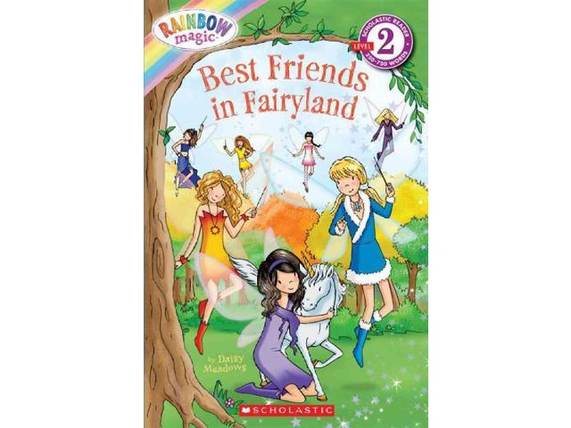 Best Friends in Fairyland Scholastic Readers Meadows, Daisy