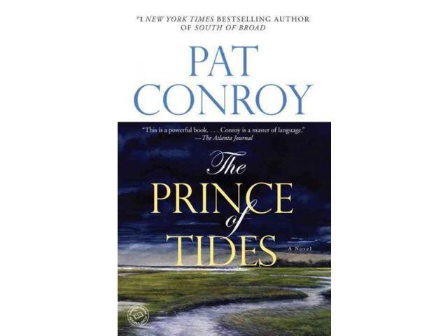 The Prince of Tides Reprint Conroy, Pat