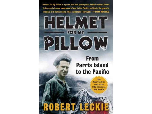 Helmet for My Pillow Leckie, Robert
