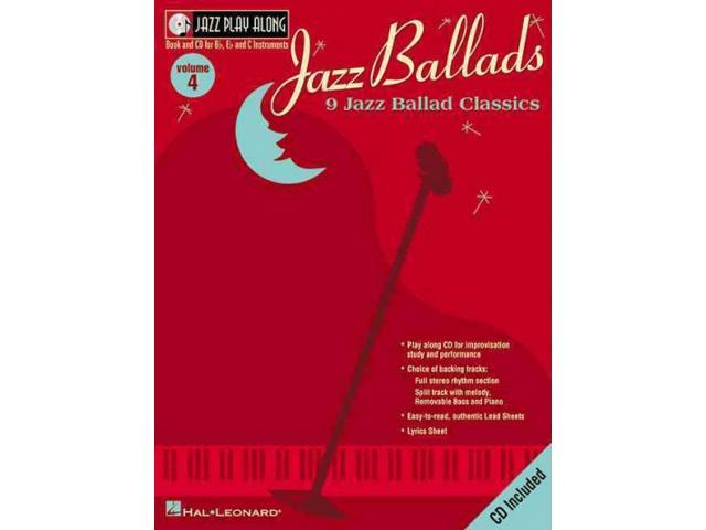 Jazz Ballads Jazz Play-Along Series PAP/COM Not Available (Not Available)