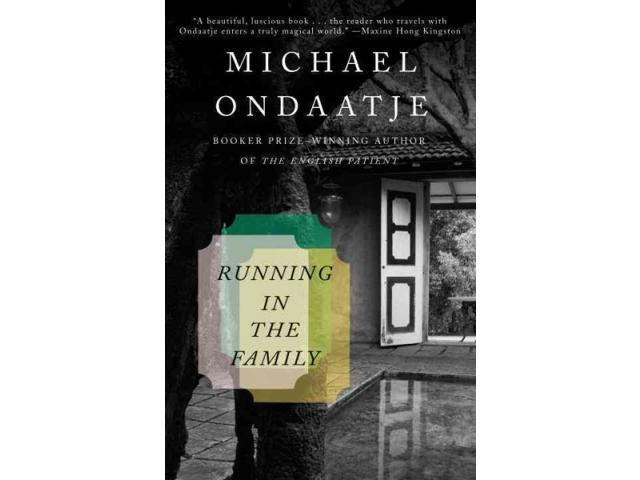 Running in the Family Vintage International Reprint Ondaatje, Michael
