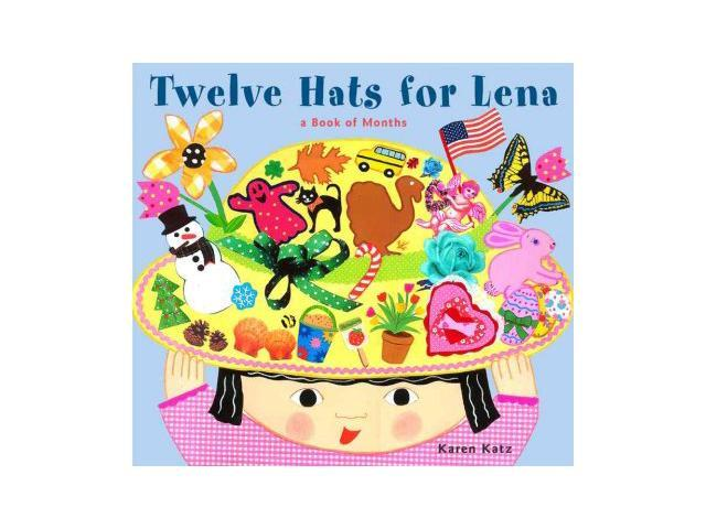 Twelve Hats for Lena Katz, Karen