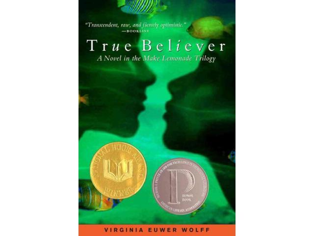 True Believer Reprint Wolff, Virginia Euwer/ Gordon, Russell