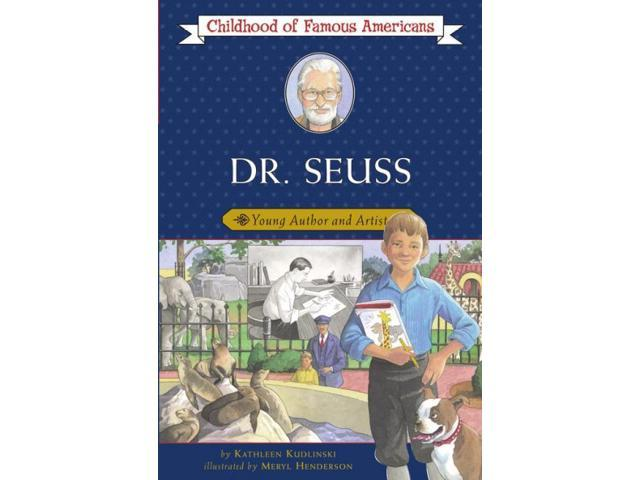 a biography of dr seuss a famous childrens book author Is there a hidden meaning behind the dr seuss book the cat in the hat what are the most famous dr seuss childrens' book authors/illustrators, at least 50% as.