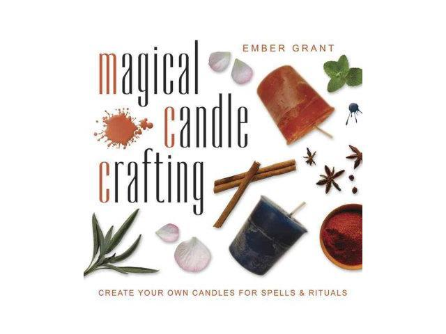 Magical Candle Crafting Grant, Ember