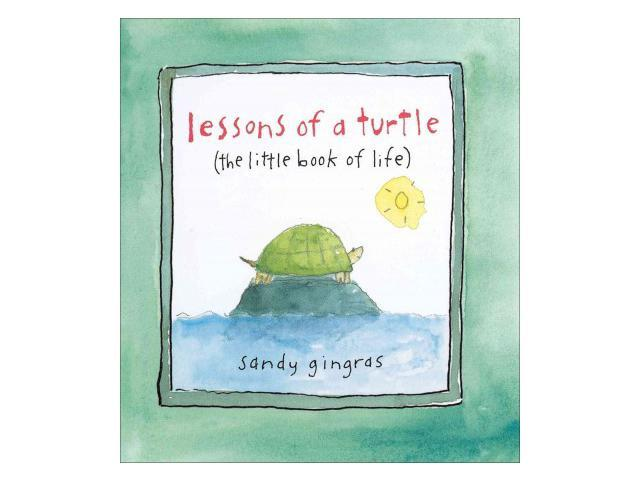 Lessons of a Turtle Gingras, Sandy