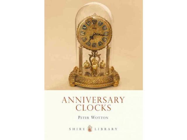 Anniversary Clocks Shire Library Wotton, Peter
