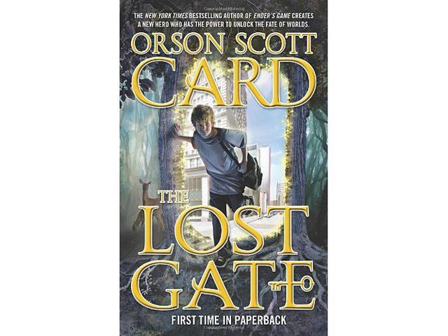 The Lost Gate Mithermages Card, Orson Scott