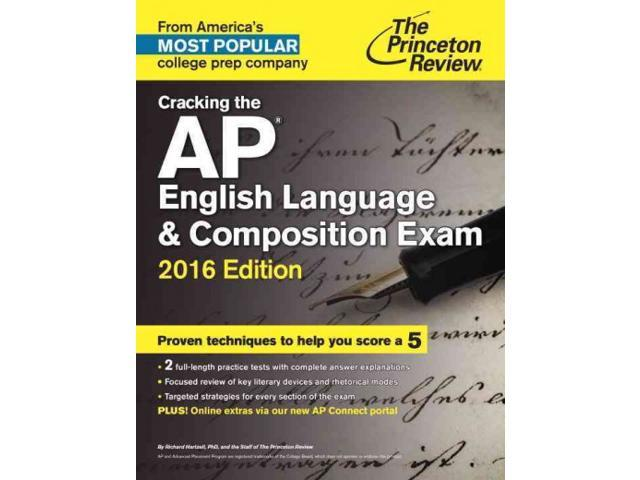 ap language and composition essays 2014 Cracking the ap english language & composition exam, 2014 edition and how to actually write the 3 types of essays we are required to know how to compose.