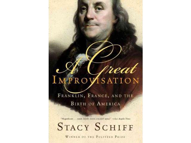 A Great Improvisation Reprint Schiff, Stacy