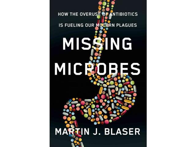 missing microbes book review